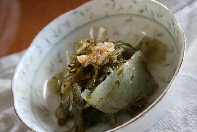 海藻とコンニャクのデトックスサラダ